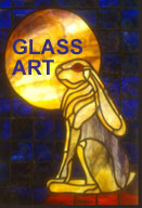 stained glass signs