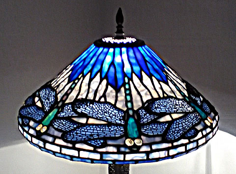 We Make And Repair Stained Glass Art Frames Lamps